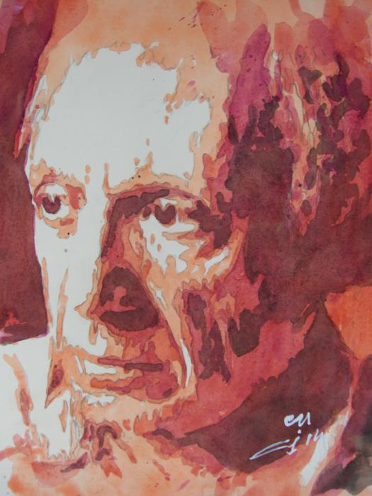 Pablo Picasso by ci-fij